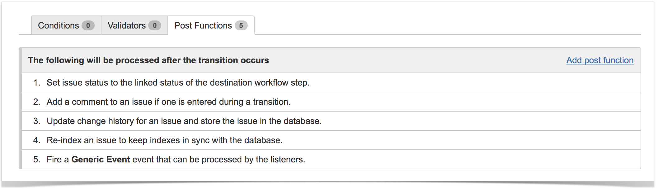 Assign to a user in a role post function - Enhancer Plugin for JIRA